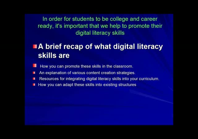 Classroom Design To Promote Literacy ~ How to promote digital literacy in the classroom with