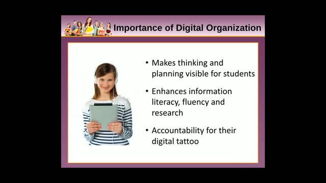 Collaborative Classroom Webinars ~ Curators of knowledge students new role in the digital