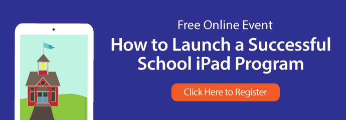 How to Launch a Successful School iPad Program