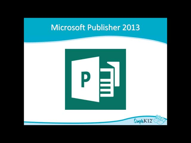 explore new features in microsoft publisher 2013 webinar simplek12