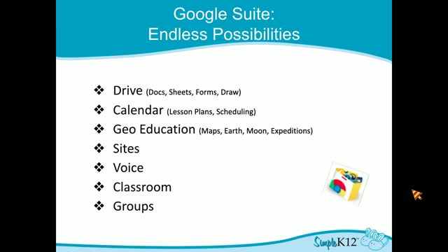 Using Chrome Extensions To Differentiate Instruction Webinar